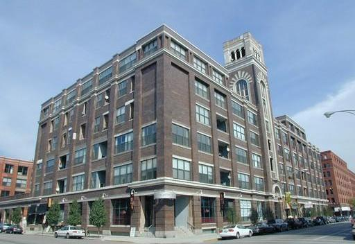 1000 W. Washington Lofts - Chicago IL
