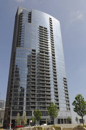 450 E. Waterside Condos in Chicago The Chandler