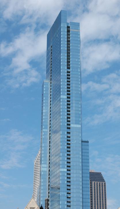 The Legacy Condos Chicago 60 E Monroe Condominiums