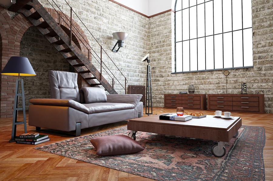 Chicago lofts for sale a loft living guide - Decoration industrielle vintage ...