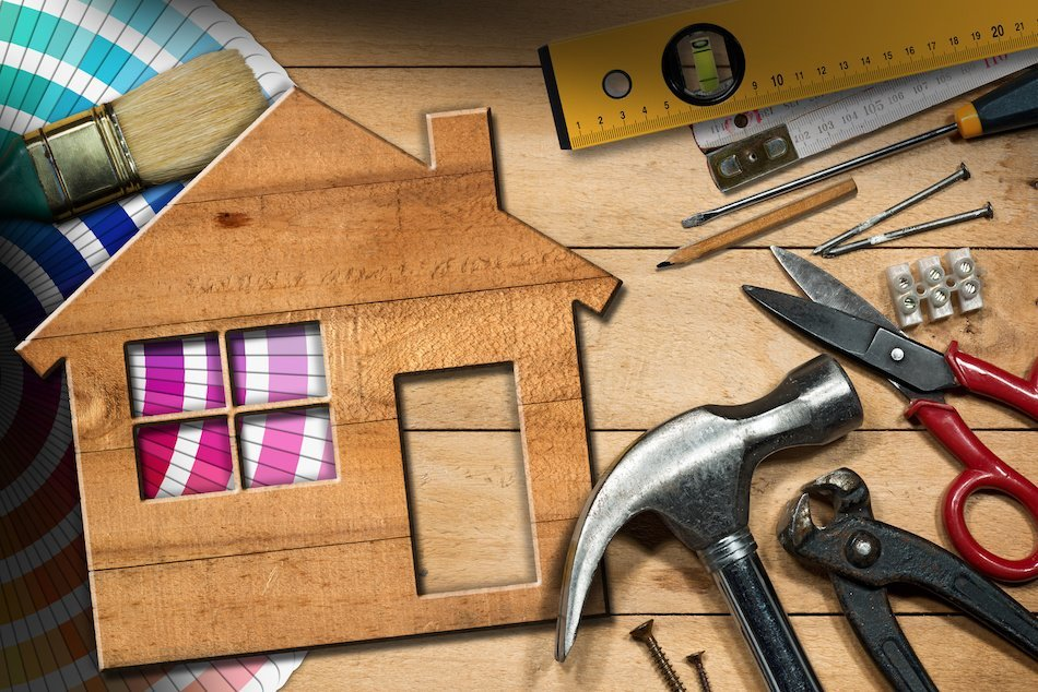 6 home improvement projects to increase a home s value for Home improvements that increase value