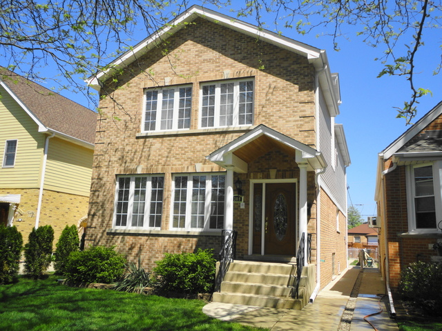 Edison Park Chicago Real Estate For Sale