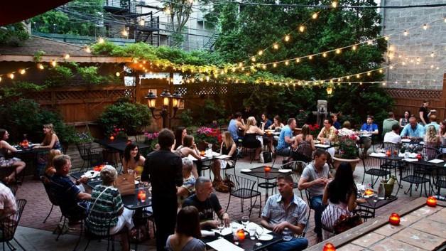 Enoteca Roma - Chicago Outdoor Patios