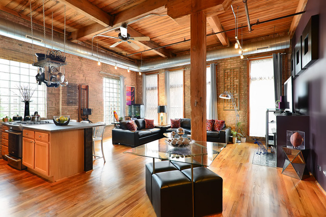 Lakeview Lofts For Sale in Chicago