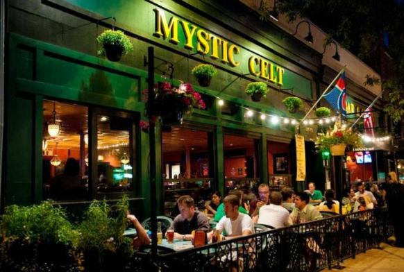 Mystic Celt Chicago Outdoor Patios