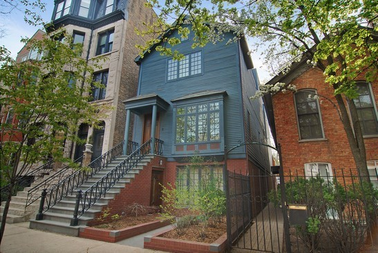 Old Town Chicago Real Estate For Sale