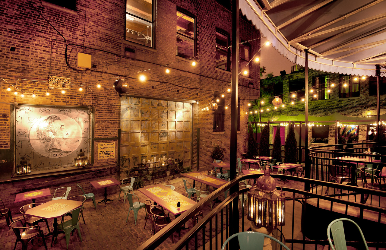 Chicago Outdoor Patios and Rooftops