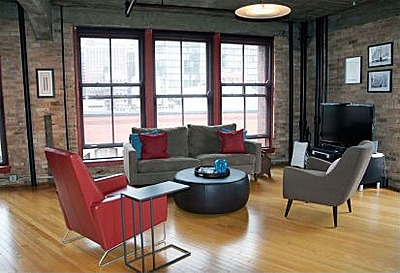 South Loop Work Live Lofts For Sale