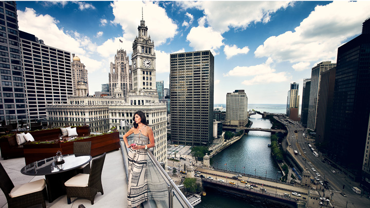 Terrace at Trump - Chicago Outdoor Patios